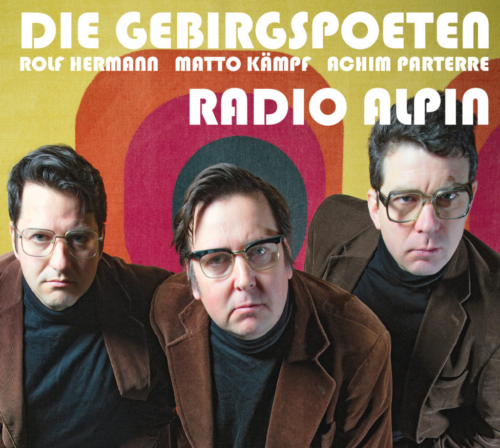 CD-Cover Die Gebirgspoeten: Radio Alpin